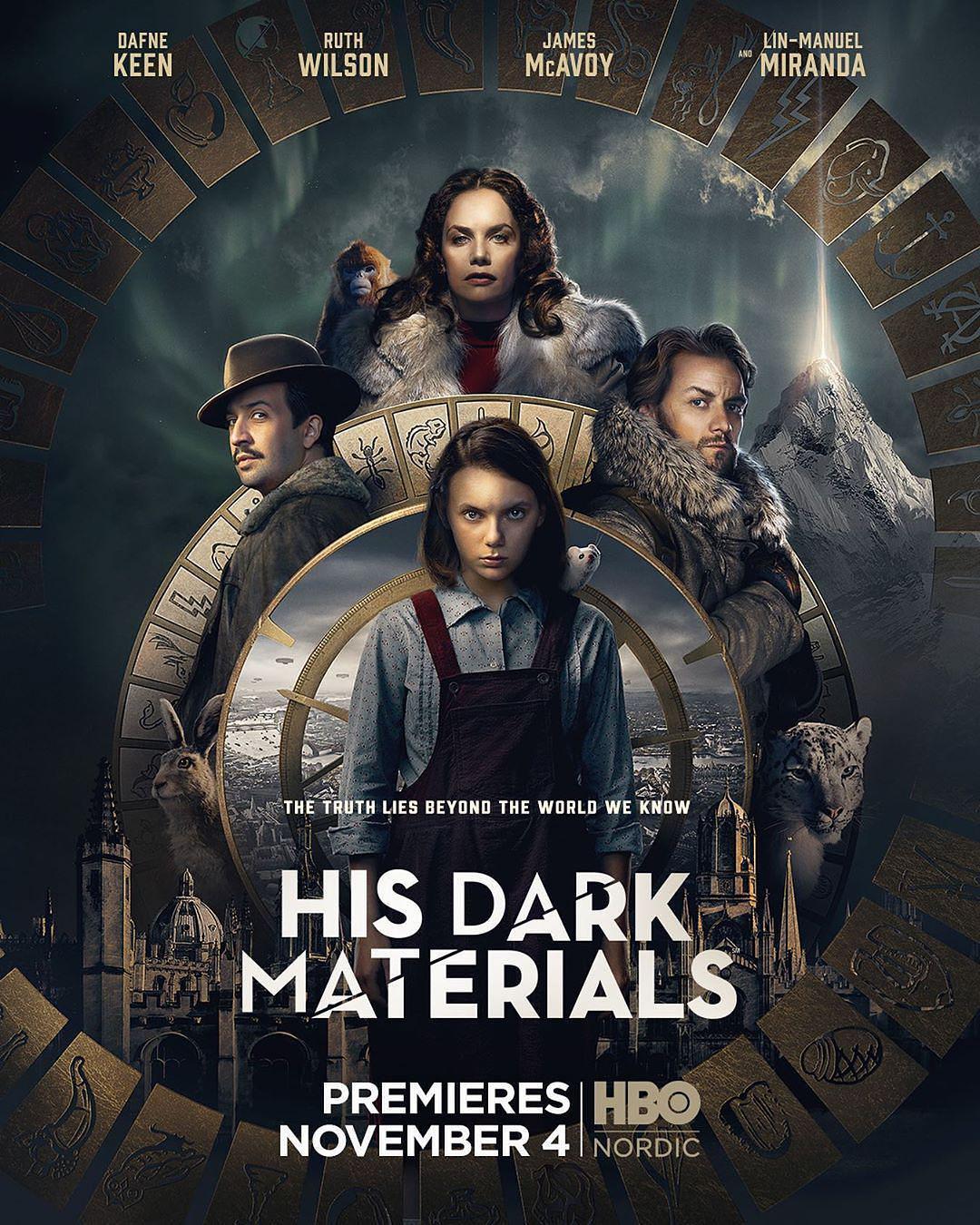黑暗物质三部曲 第一季