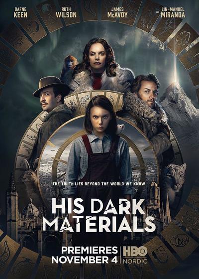 黑暗物质三部曲 第一季海报