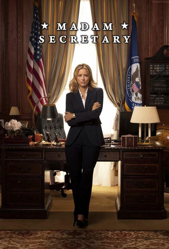 国务卿女士 第二季