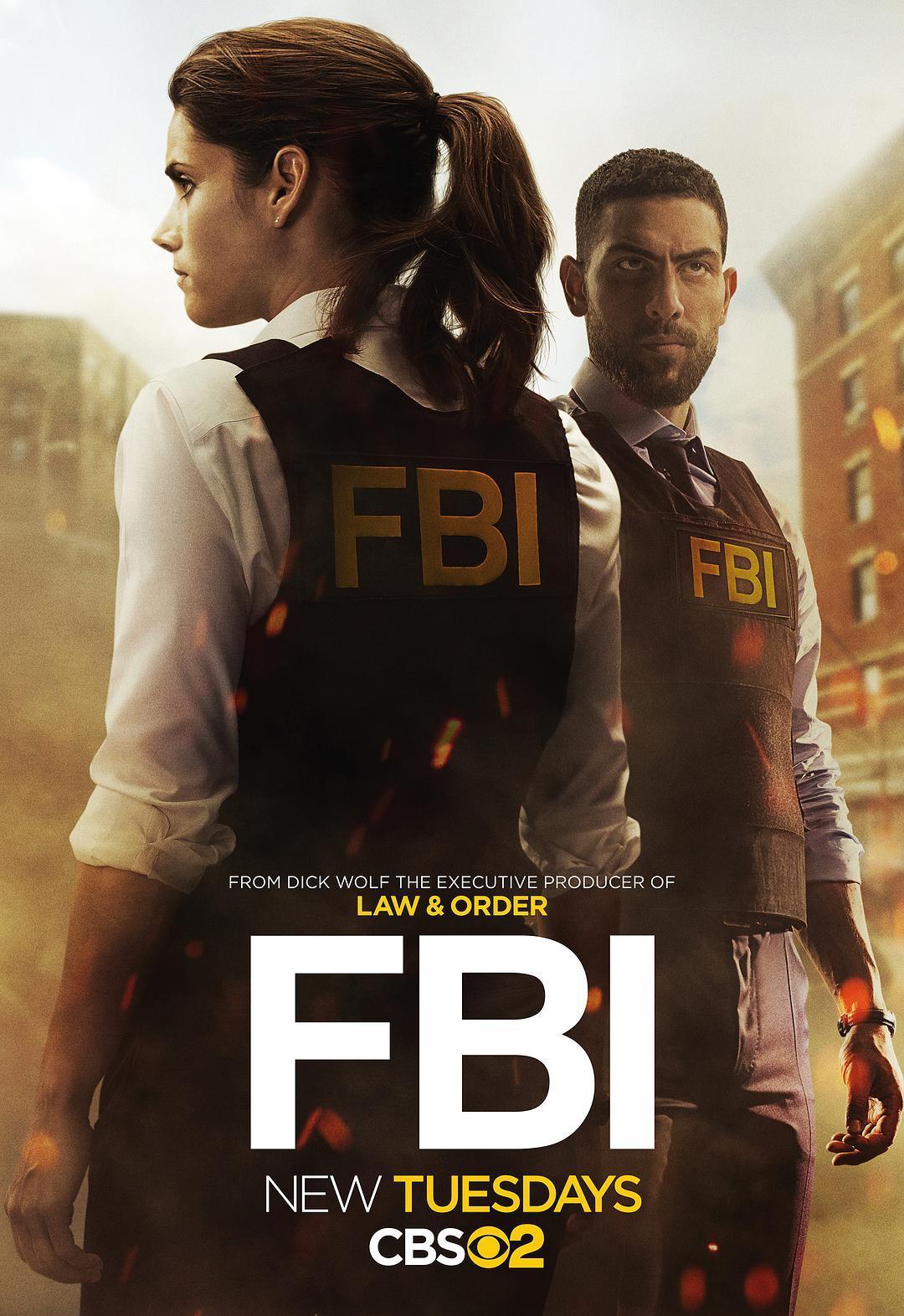 联邦调查局 第一季