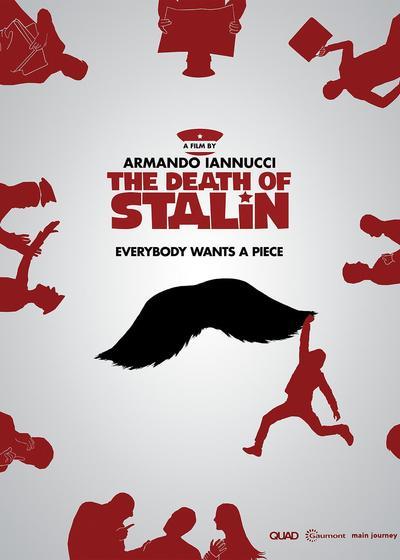 斯大林之死海报