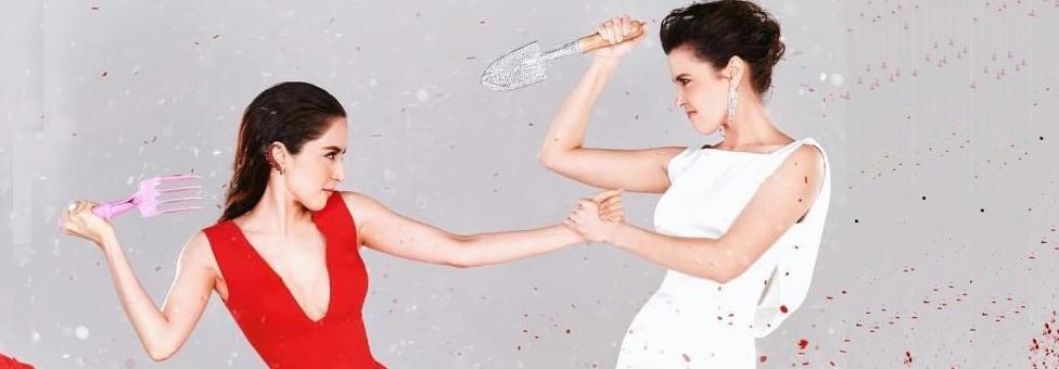 宿敌:贝蒂和琼 第一季