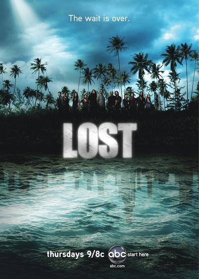 迷失  第四季海报