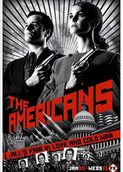 美国谍梦 第一季海报