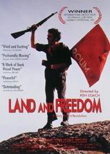 土地与自由海报