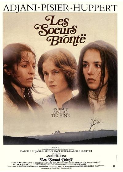 勃朗特姐妹海报