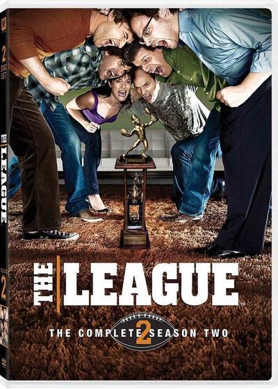 联盟 第二季海报