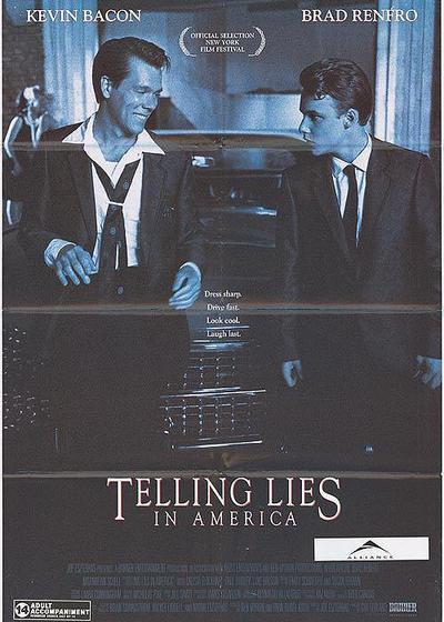 美国谎言海报