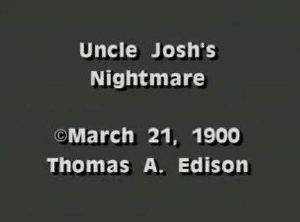 乔许叔叔的梦魇