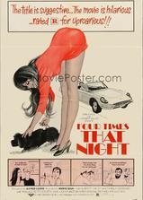 那夜四次海报