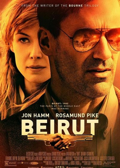 贝鲁特海报