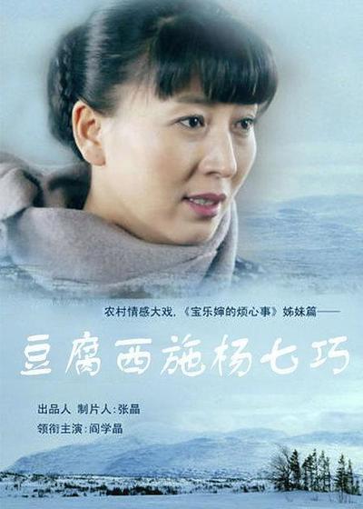 豆腐西施杨七巧海报