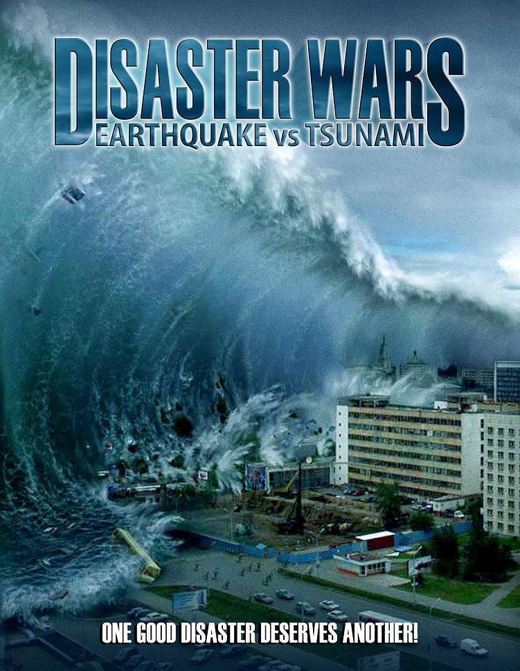 灾难的战争:地震与海啸