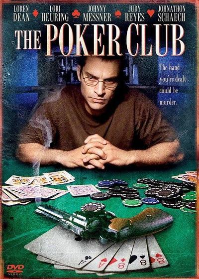 扑克俱乐部海报