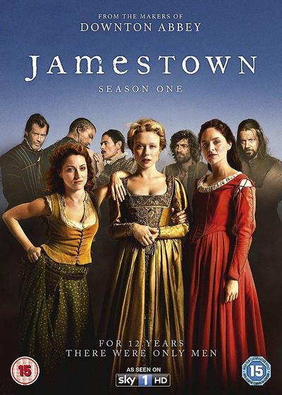 詹姆斯敦 第一季海报