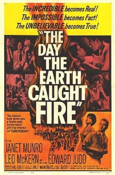 地球失火之日