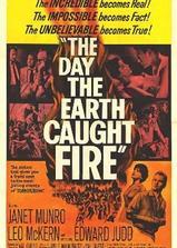 地球失火之日海报