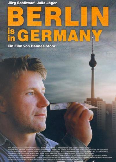 柏林生活海报