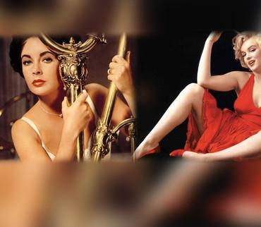 好莱坞历史上十大电影女神,每一个都是传奇美人!