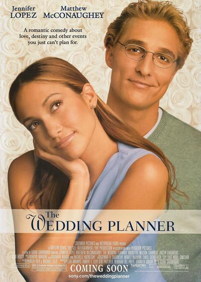 婚礼专家海报
