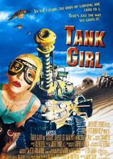 坦克女郎海报