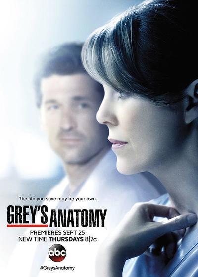 实习医生格蕾 第十一季海报