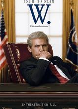 小布什传海报