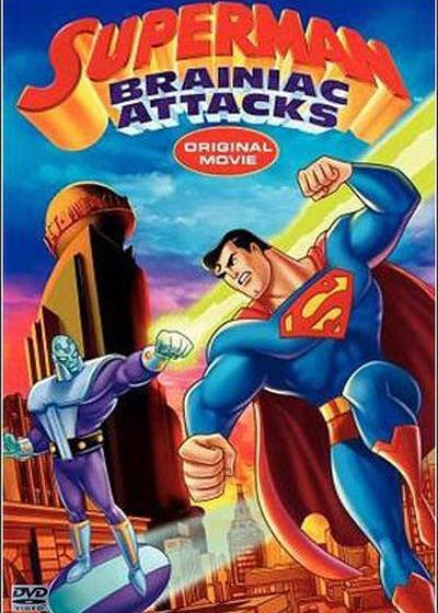 超人:布莱尼亚克的攻击海报