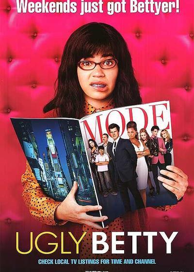 丑女贝蒂 第一季海报