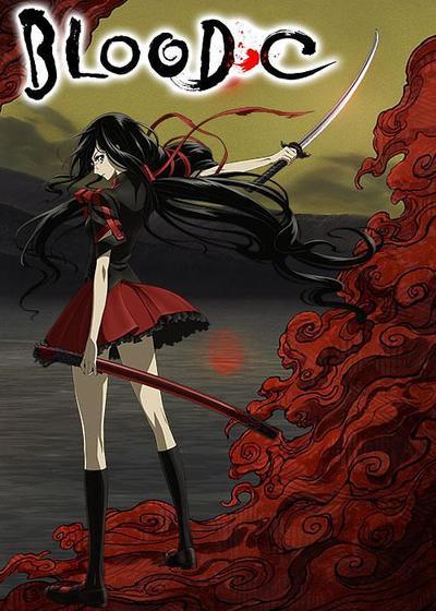 BLOOD-C海报