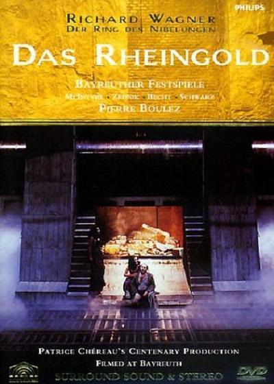 莱茵的黄金海报