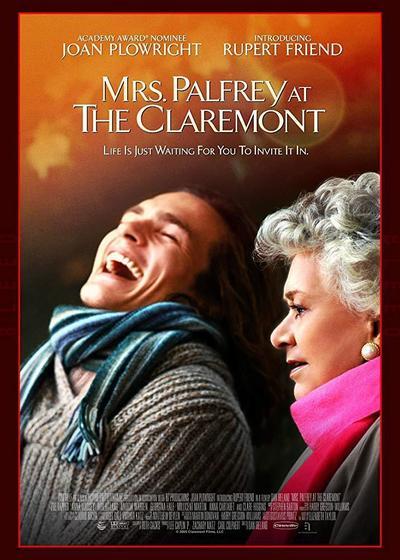 克来蒙的帕妃小姐海报