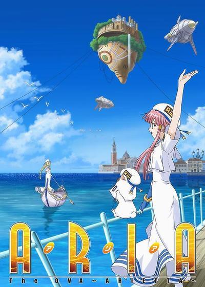 水星领航员 OVA海报