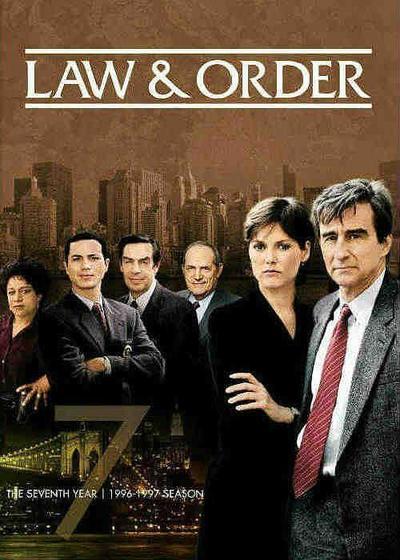 法律与秩序 第七季海报