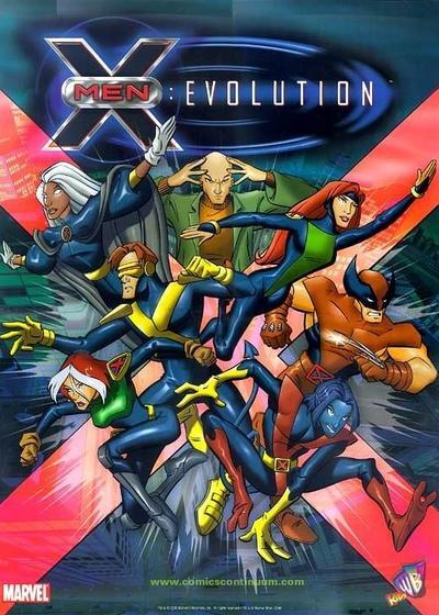X战警:进化 第一季海报