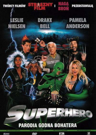 超级英雄海报