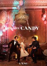 普拉达:糖果海报