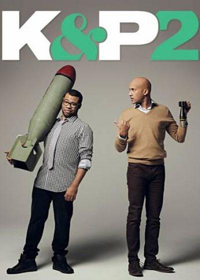 基和皮尔 第二季海报