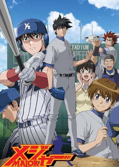 棒球大联盟 第三季海报