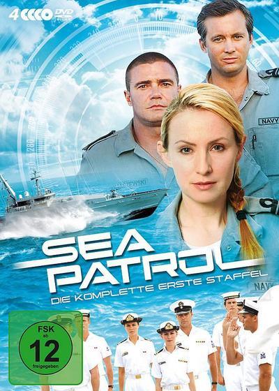 海岸巡警 第一季海报