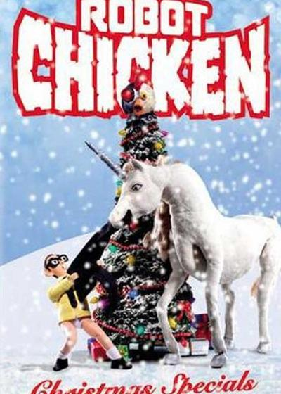机器肉鸡 圣诞特辑海报