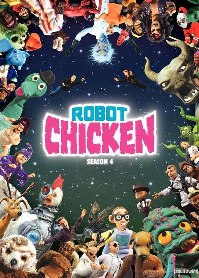 机器肉鸡 第四季海报