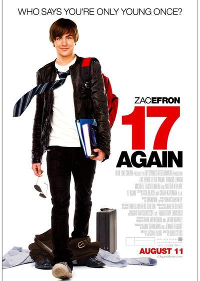 重返十七岁海报