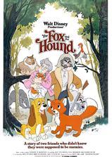 狐狸与猎狗海报