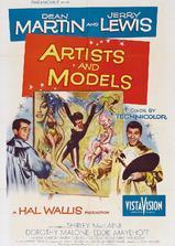 艺术家与模特海报