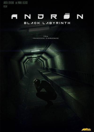 安德烈:黑色的迷宫海报
