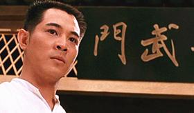 "CCTV6""镇台法宝""之一,李连杰功夫片的巅峰《精武英雄》"