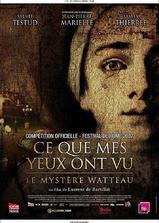 卢浮宫迷情海报