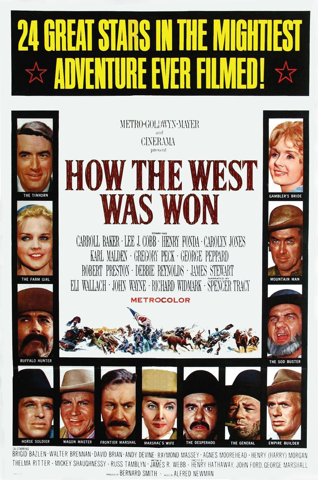 西部开拓史