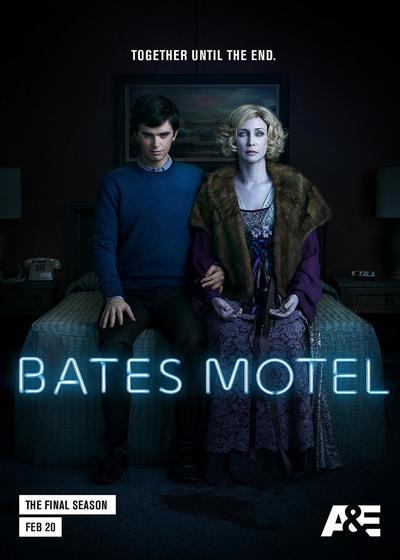 贝茨旅馆 第五季海报